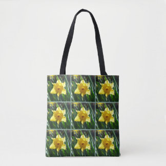 Yellow Daffodil 02.3.2.g Tote Bag