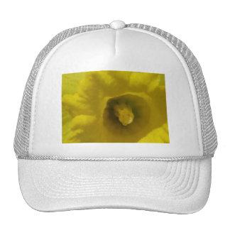 Yellow Daffodil Cap