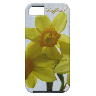 Yellow Daffodil Spring Flower iPhone 5 Cover