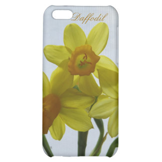 Yellow Daffodil Spring flower iPhone 5C Covers