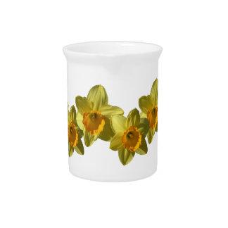 Yellow Daffodils 2.2.3 Pitcher