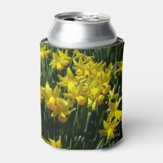 Yellow Daffodils I Cheery Spring Flowers Can Cooler