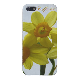 Yellow Daffodils Spring Flowers iPhone 5/5S Cover