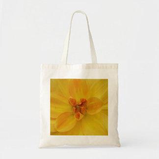 Yellow Dahlia Bag