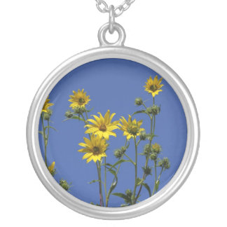 Yellow Daisies, Necklace