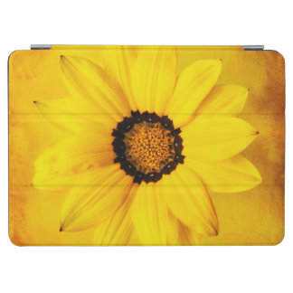 Yellow Daisy Flower Closeup Floral Blossom iPad Air Cover