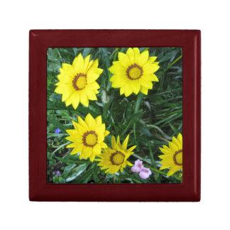 Yellow Daisy Gift Box