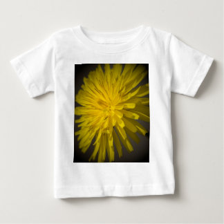 yellow dandelion in the meadow baby T-Shirt
