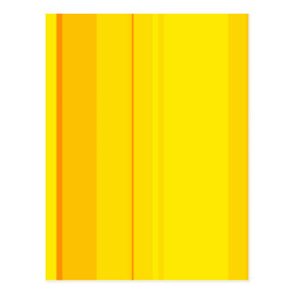 Yellow decorative design by Moma Postcard