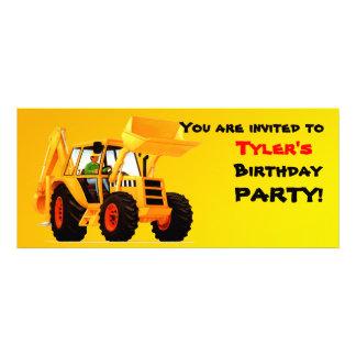 Yellow Digger Invite
