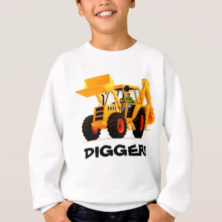 Yellow Digger Sweatshirt