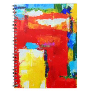 Yellow Door Artists Notebook