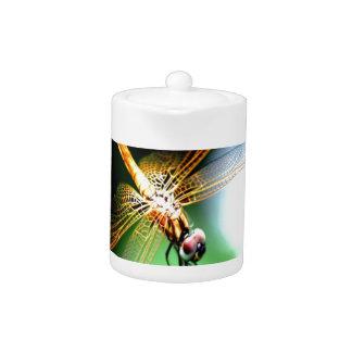 yellow dragonfly peace joy