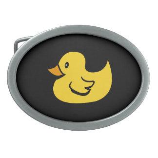 Yellow Duck Belt Buckle