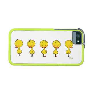 yellow duck case for iPhone 5