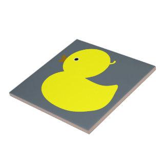Yellow Ducky Tile