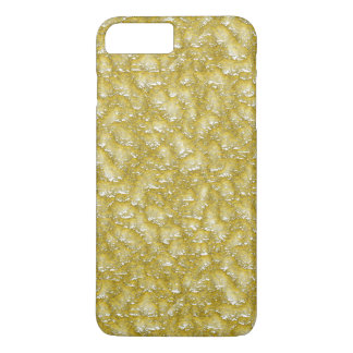 yellow effects iPhone 7 plus case