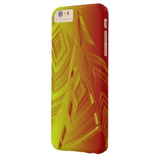 Yellow Emboss iPhone 6 case