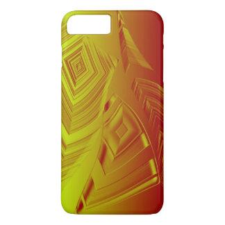 Yellow Emboss iPhone 7 case