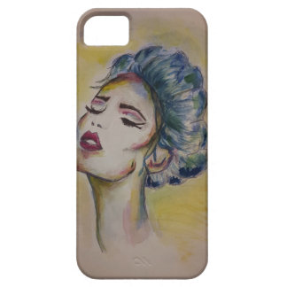 Yellow Emotion iPhone 5 Cover