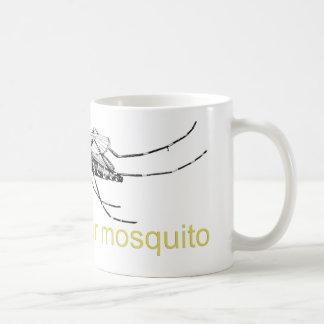 Yellow Fever Mosquito Mug