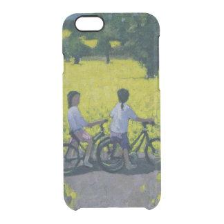 Yellow Field Kedleston Derby Clear iPhone 6/6S Case