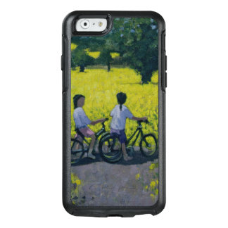Yellow Field Kedleston Derby OtterBox iPhone 6/6s Case