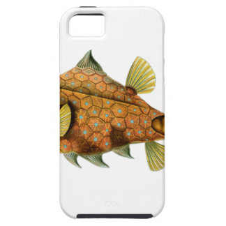Yellow Fish iPhone 5 Cover