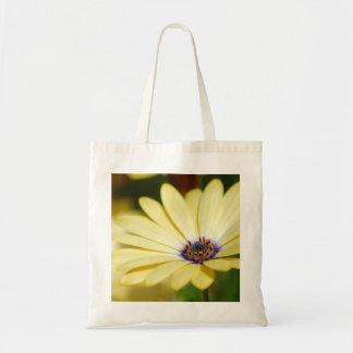 Yellow Floral Bag