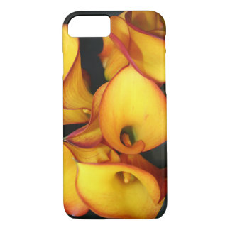 Yellow Floral Phone Case
