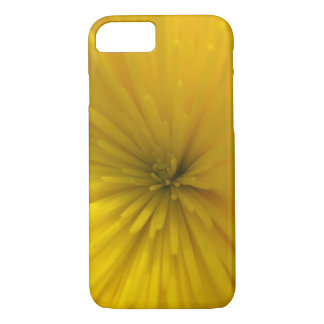Yellow Flower Burst iPhone 8/7 Case