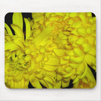Yellow Flower Mousepad