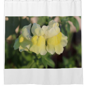 Yellow Flowers Shower Curtains Zazzle