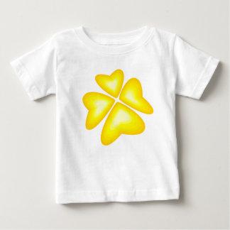 yellow flower tee shirt