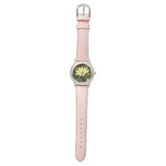 Yellow Flower Watch