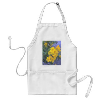 Yellow flowers for Farrah  2009 Standard Apron