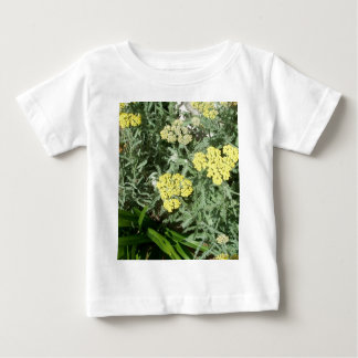 Yellow Flowers Infant T Shirts