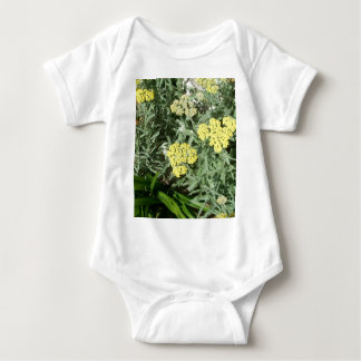 Yellow Flowers Inft Tee Shirt