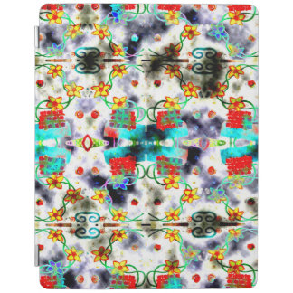 Yellow Flowers iPad Smart Cover iPad Cover