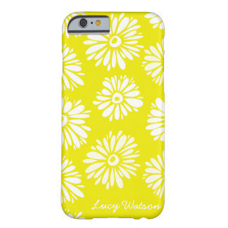 Yellow Flowers iPhone 6 case