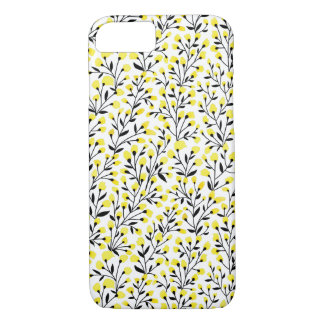 Yellow Flowers iPhone 8/7 Case