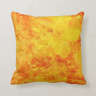 Yellow flowers pillow throw cushions