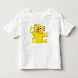 Yellow Fluffy Cub Toddler T-Shirt