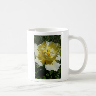 Yellow Friendship Rose, You Are My Friend, Mug