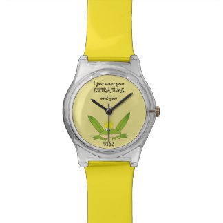 Yellow Frog Kiss Funny Prince Cute Love Song Words Watch