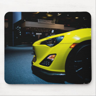 Yellow FRS Mouse Mat