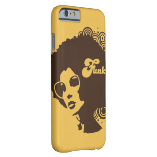 Yellow Funk Barely There iPhone 6 Case
