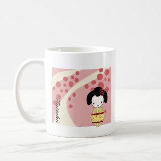 Yellow Geisha Coffee Mug