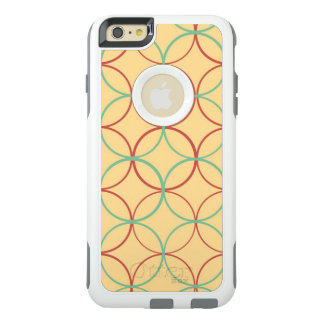 Yellow geometric Otterbox iPhone 6