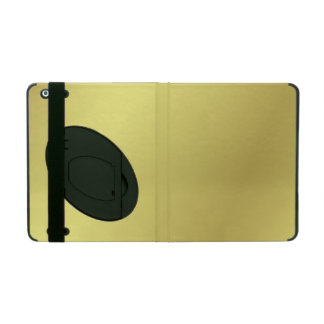 Yellow Gold Powis iCase iPad 2/3/4 Case Cover For iPad